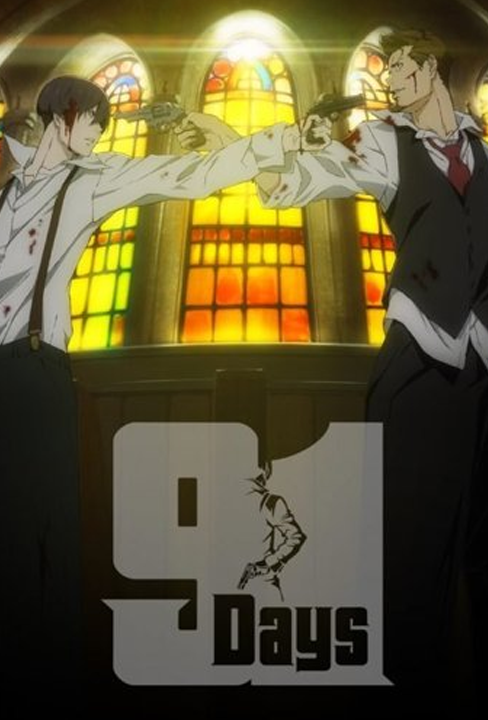 91 Days Original Anime of the Year