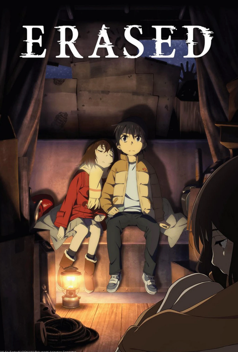 ERASED Mystery or Psychological Anime of the Year