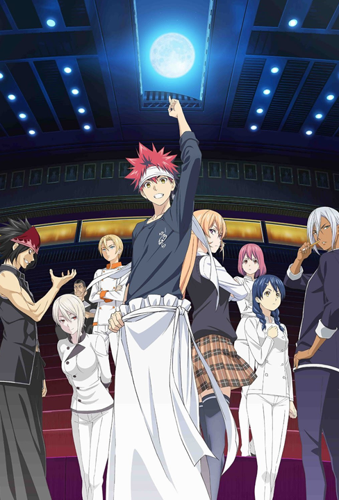 Food Wars! The Second Plate Shonen Anime of the Year