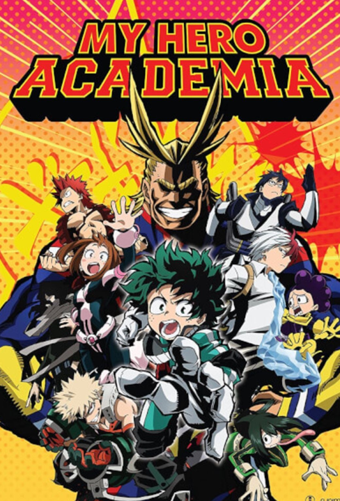 My Hero Academia Action or Adventure Anime of the Year