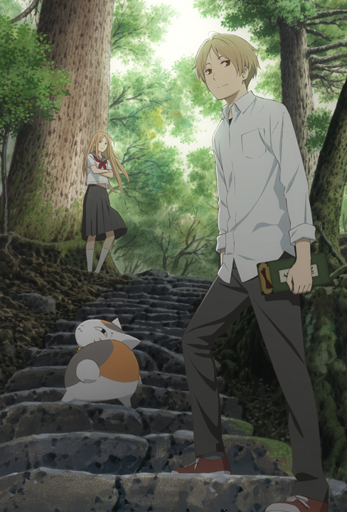 Natsume's Book of Friends S5 Slice of Life Anime of the Year