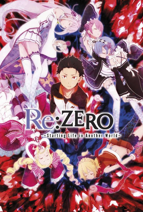Re: ZERO -Starting Life in Another World- Fantasy or Magical Anime of the Year