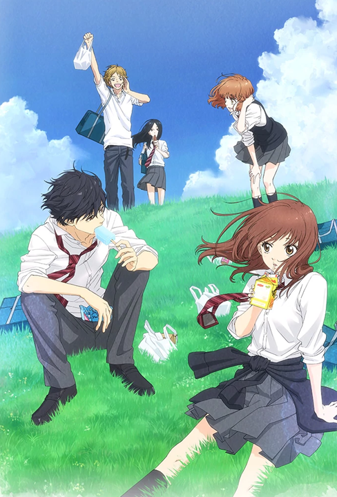 Ao Haru Ride Romance Anime of the Year