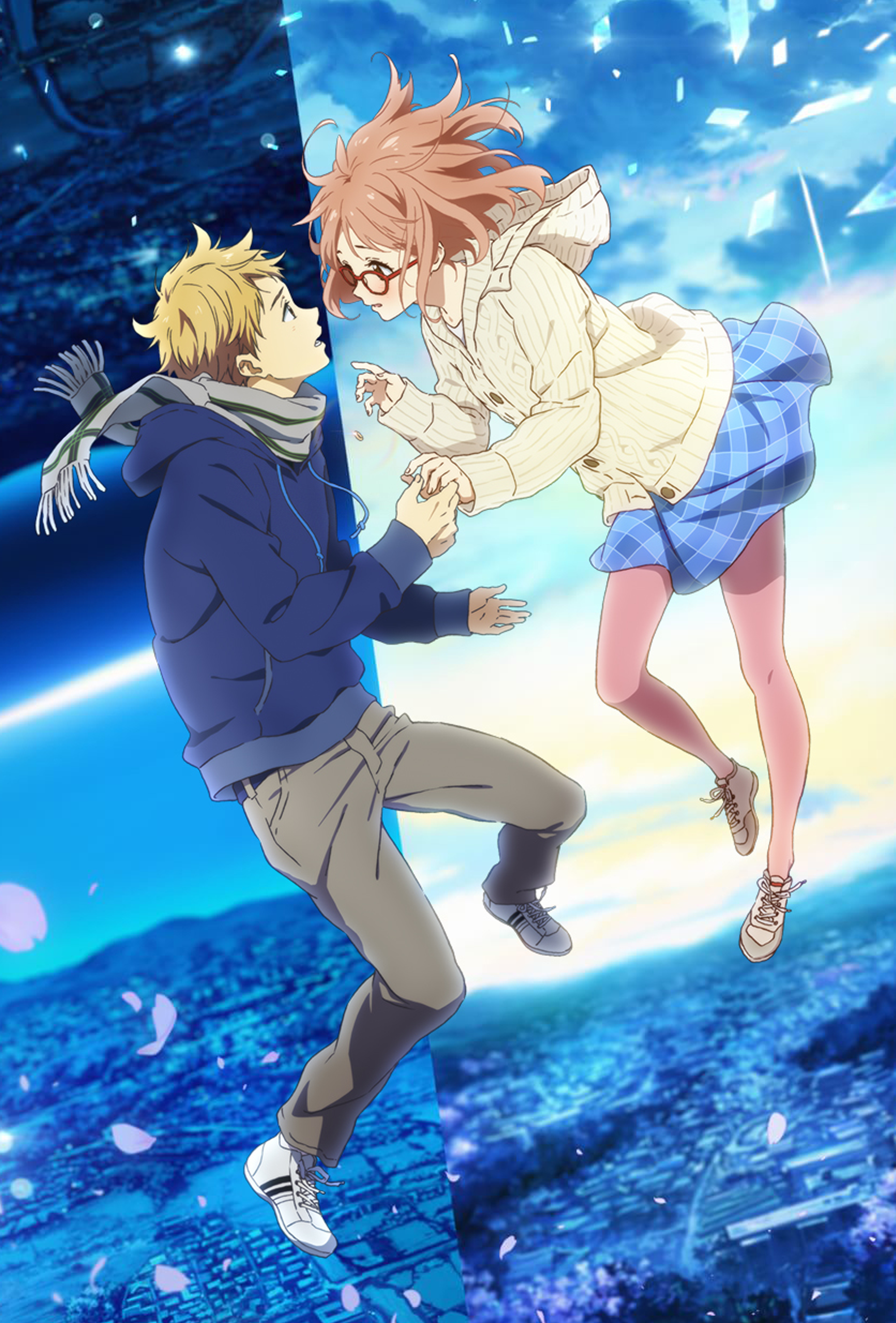 Beyond the Boundary -I'LL BE HERE-  Anime Movie of the Year