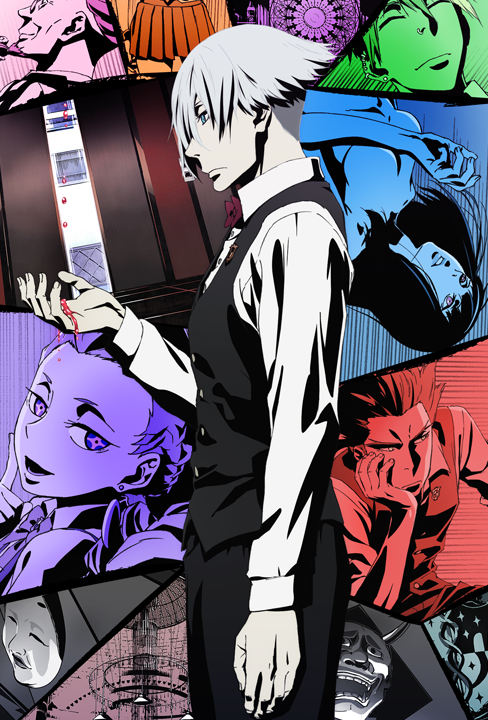 Death Parade Original Anime of the Year