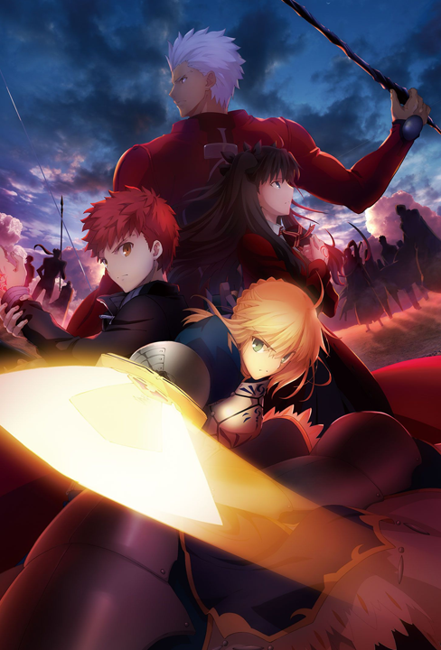 Fate/Stay Night: Unlimited Blade Works (2014) Best in Adaptation