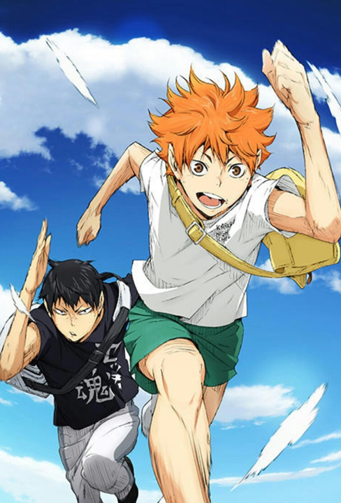 Haikyuu!! S2 Sports Anime of the Year