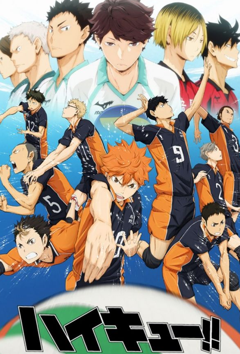 Haikyuu!! Sports Anime of the Year