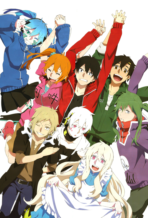 Mekakucity Actors Best in Soundtrack