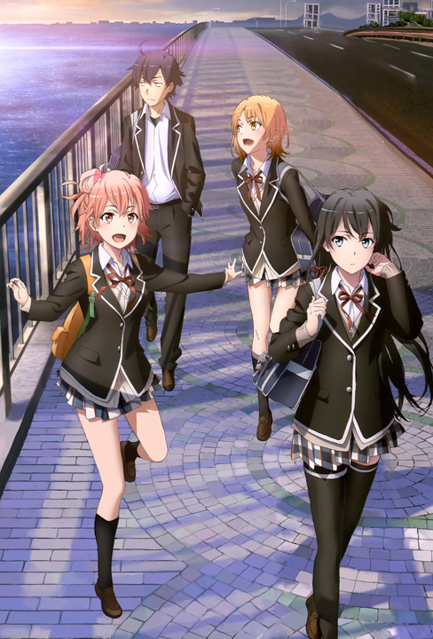 My Teen Romantic Comedy SNAFU TOO! Sequel or New Season Anime of the Year