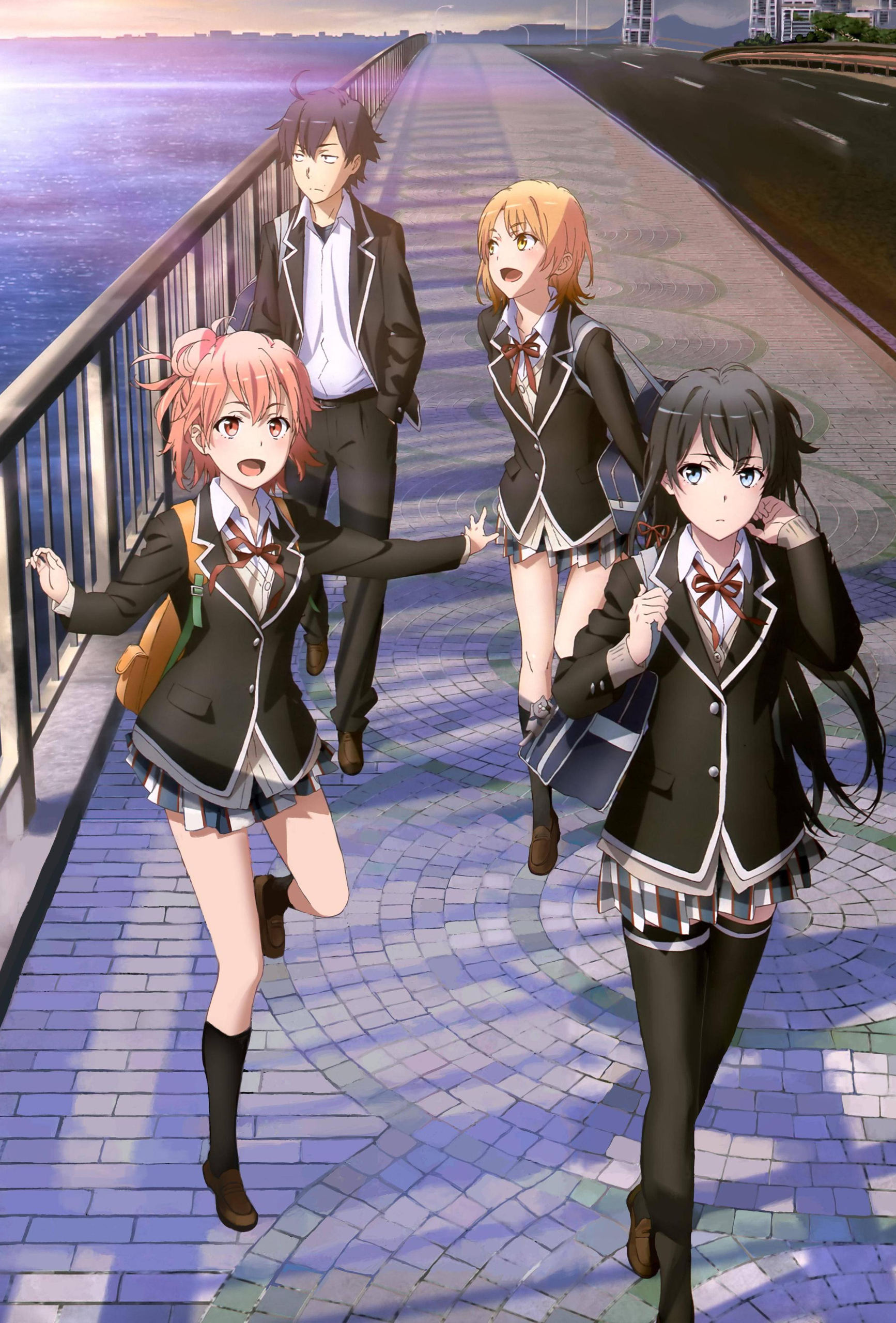 My Teen Romantic Comedy SNAFU TOO! Anime of the Year