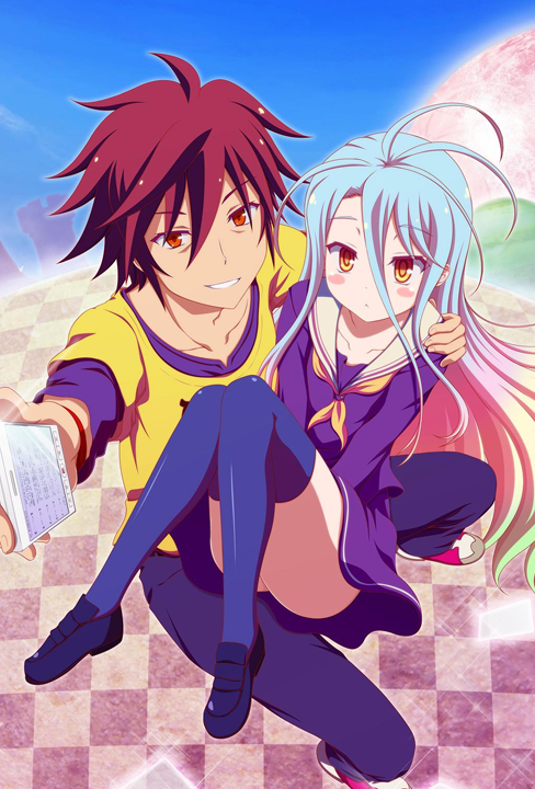 No Game No Life Best in Character Design