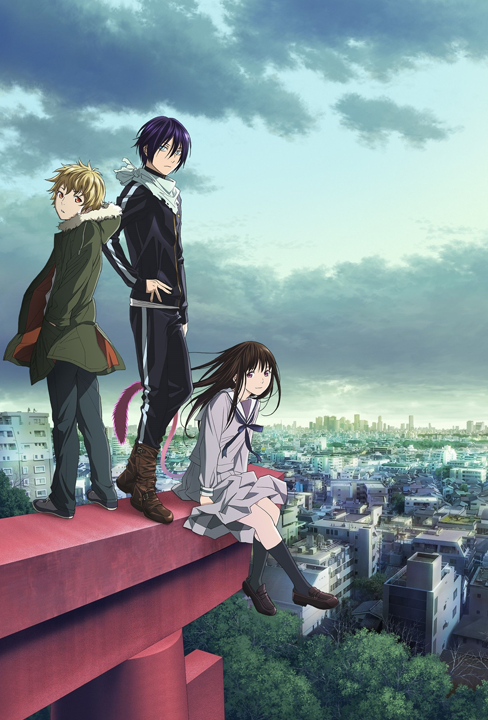 Noragami Supernatural Anime of the Year