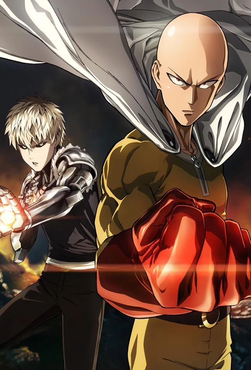 One Punch Man Comedy Anime of the Year