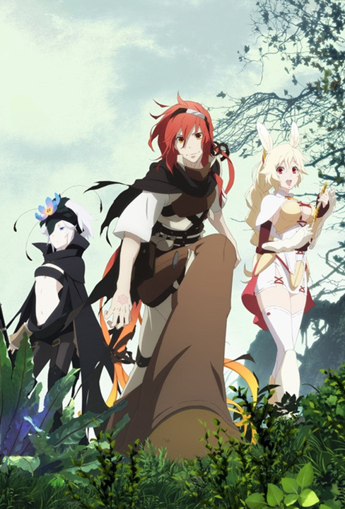 Rokka: Braves of the Six Flowers Mystery or Psychological Anime of the Year