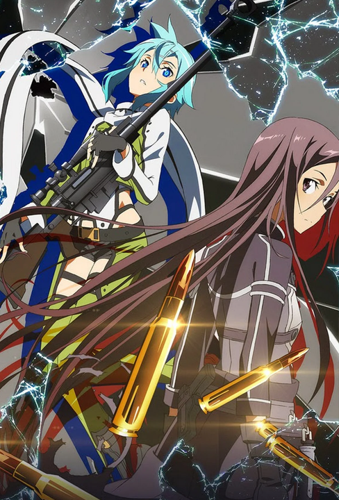 Sword Art Online II Sequel or New Season Anime of the Year