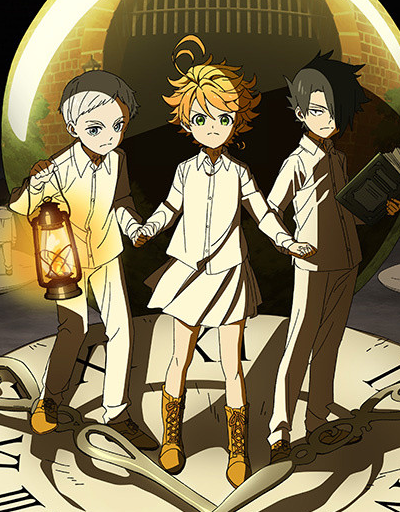 The Promised Neverland Favorite Mystery or Psychological