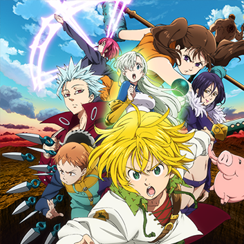 The Seven Deadly Sins Favorite Characters