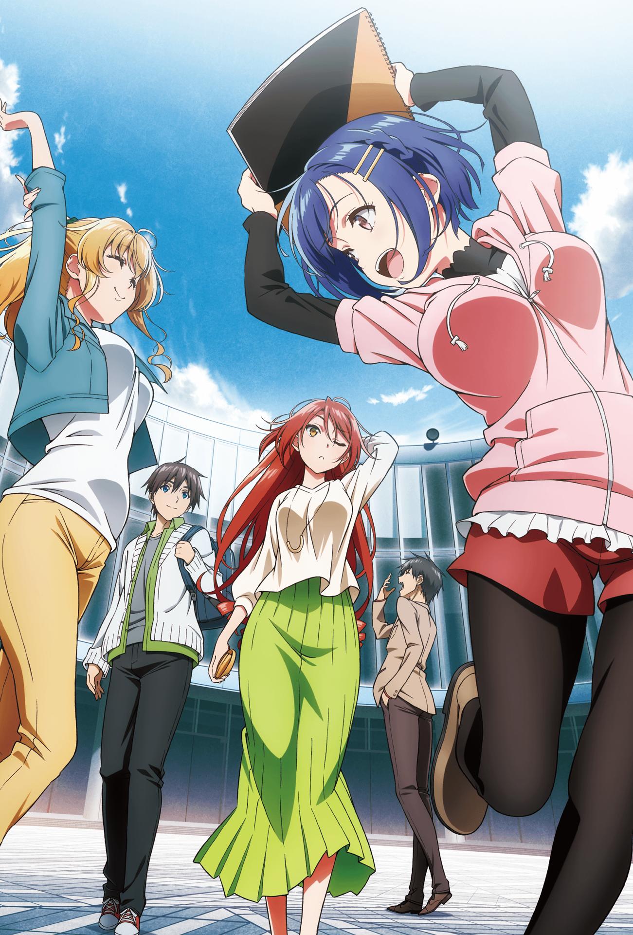 Remake our Life! New Anime of the Season