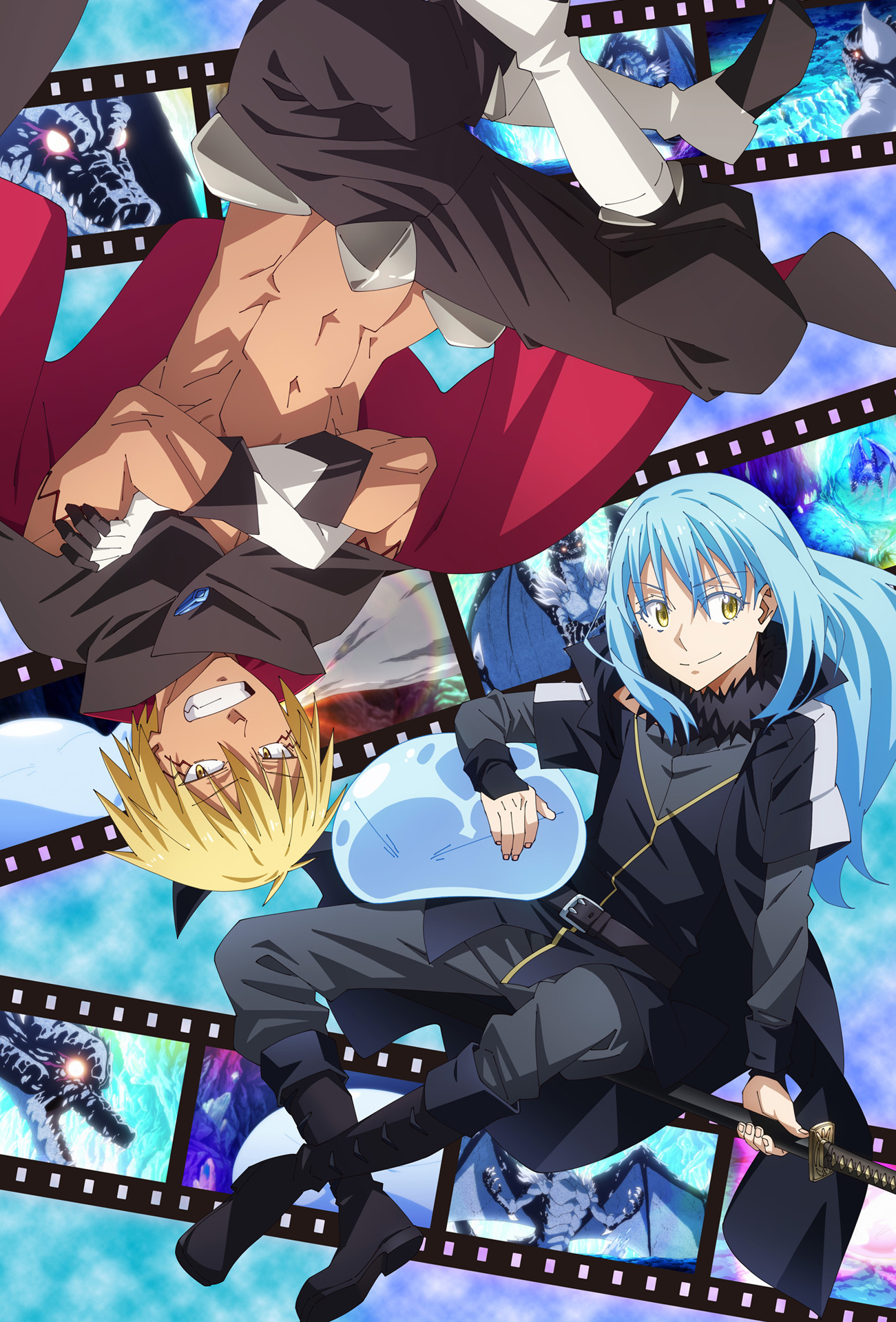 That Time I Got Reincarnated as a Slime S2 Part II Anime of the Season