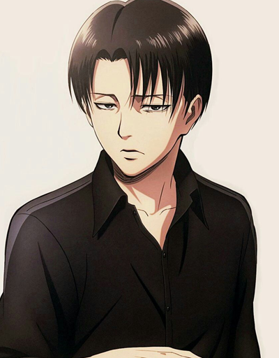 Levi Ackerman Favorite Male Character