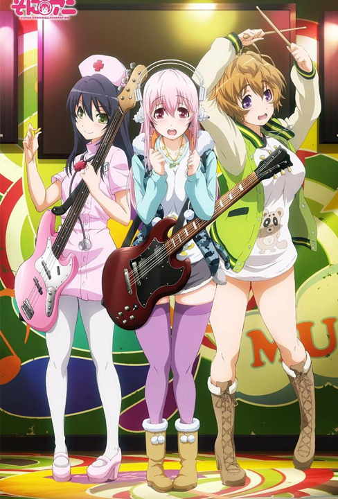 Super Sonico the Animation Favorite Musical