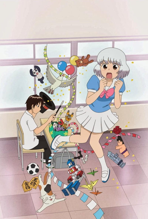Tonari no Seki-kun: The Master of Killing Time Favorite Short Anime