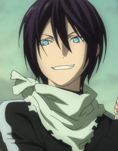 Yato Favorite Male Character